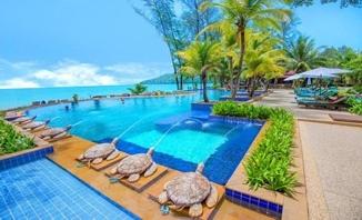 Phuket Flughafen nach Kata Beach