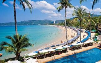 Phuket Flughafen nach Kamala Beach