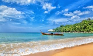 Urlaub am Kamala Beach