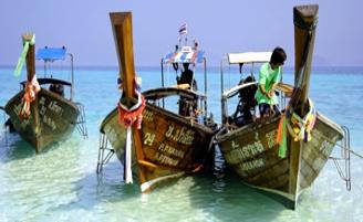 Hotel Fahrten nach Kata beach